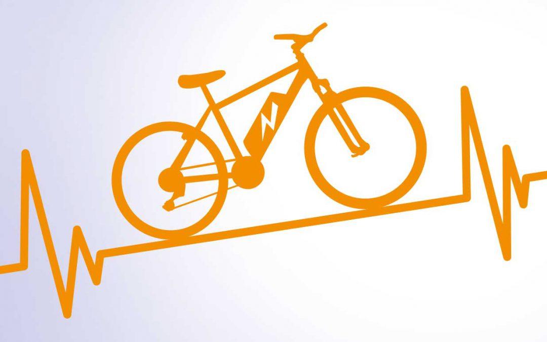 Fahrradtour für Kunstherzpatienten
