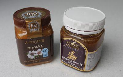 Probleme mit Infektionen? Abhilfe schafft Manuka Honig